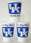 Kentucky Wildcats 16 oz Cups