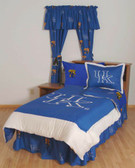 Kentucky Bed in a Bag Twin - With Team Colored Sheets