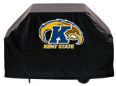"""Kent State 72"""" Grill Cover"""