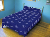 Kansas State Wildcats Solid Sheet Set (King)