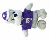 Kansas State Wildcats Plush Mascot Beanie