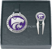 Kansas State Wildcats Golf Gift Set