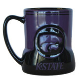 Kansas State Wildcats Coffee Mug - 18oz Game Time