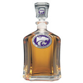 Kansas State Wildcats Capitol Decanter