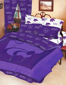 Kansas State Wildcats Bed in a Bag (Full)