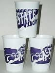 Kansas State Wildcats 16 oz Cups