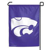 """Kansas State Wildcats 11""""x15"""" Garden Flag"""