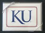 Kansas Jayhawks Note Cards