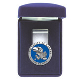 Kansas Jayhawks Money Clip MC10184EB