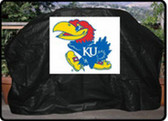 Kansas Jayhawks Large Grill Cover