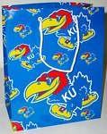 Kansas Jayhawks Gift Bag
