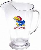 Kansas Jayhawks 64 oz Pitcher