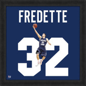 Jimmer Fredette Brigham Young Cougars 20x20 Framed Uniframe Jersey Photo