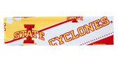 Iowa State Cyclones Stretch Patterned Headband