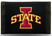 Iowa State Cyclones Nylon Trifold Wallet
