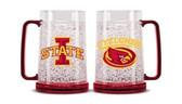 Iowa State Cyclones Crystal Freezer Mug