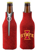 Iowa State Cyclones Bottle Suit Holder - Glitter