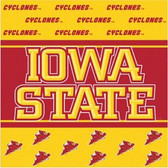 Iowa State Cyclones Beverage Napkins