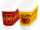 Iowa State Cyclones 16 oz. Cups
