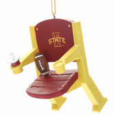 IOWA ST ORNAMENT - STADIUM SEAT