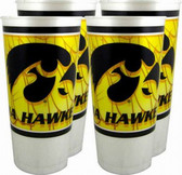 Iowa Hawkeyes Souvenir Cups IOW464-WP