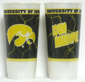 Iowa Hawkeyes Souvenir Cups