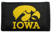 Iowa Hawkeyes Nylon Trifold Wallet