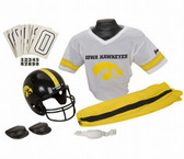 Iowa Hawkeyes Football Deluxe Uniform Set (S)