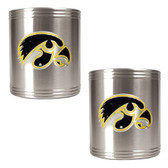 Iowa Hawkeyes Can Holder Set