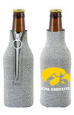 Iowa Hawkeyes Bottle Suit Holder - Glitter