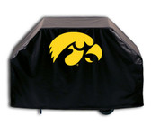 "Iowa Hawkeyes 72"" Grill Cover"
