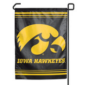 "Iowa Hawkeyes 11""x15"" Garden Flag"
