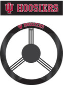Indiana Hoosiers Poly-Suede Steering Wheel Cover