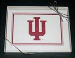 Indiana Hoosiers Note Cards