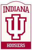 Indiana Hoosiers Nostalgic Metal Sign
