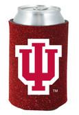 Indiana Hoosiers Kolder Kaddy Can Holder - Glitter
