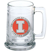 Illinois Fighting Illini Stein Mug