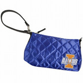 Illinois Fighting Illini Quilted Wristlet Purse