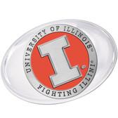 Illinois Fighting Illini Paperweight Set