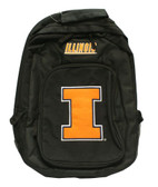 Illinois Fighting Illini Backpack - Southpaw Style