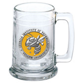 Georgia Tech Yellow Jackets Stein Mug Mascot Logo