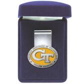 Georgia Tech Yellow Jackets Money Clip MC10463EY