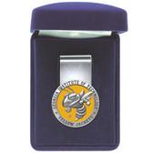 Georgia Tech Yellow Jackets Money Clip Mascot Logo