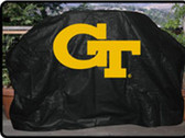 Georgia Tech Yellow Jackets Large Grill Cover