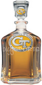 Georgia Tech Yellow Jackets Capitol Decanter