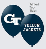 "Georgia Tech Yellow Jackets 11"" Balloons"