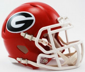 Georgia Bulldogs Speed Mini Helmet
