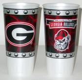 Georgia Bulldogs Souvenir Cups