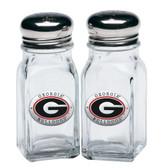 Georgia Bulldogs Salt and Pepper Shaker Set