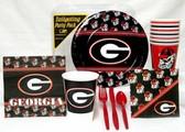Georgia Bulldogs Party Pack #1